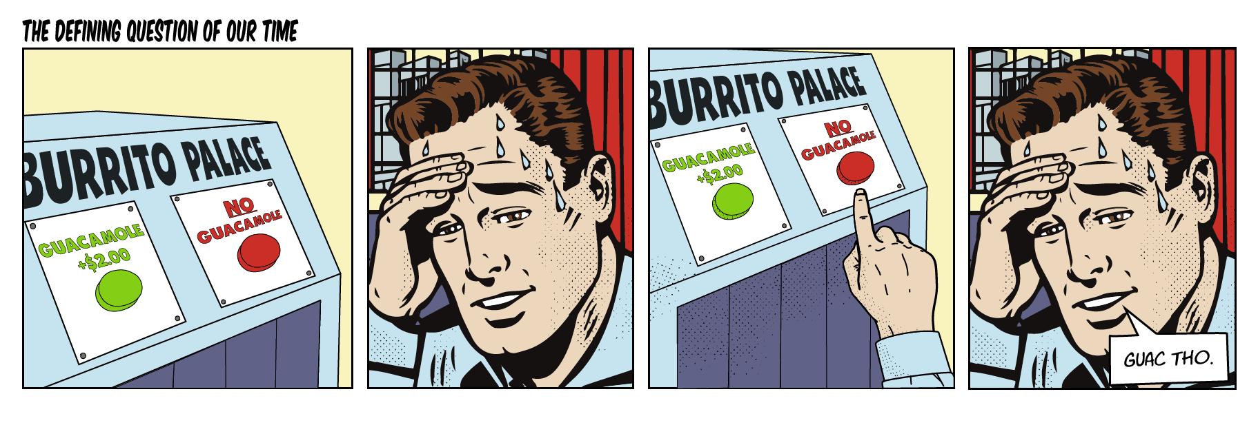 Header comic