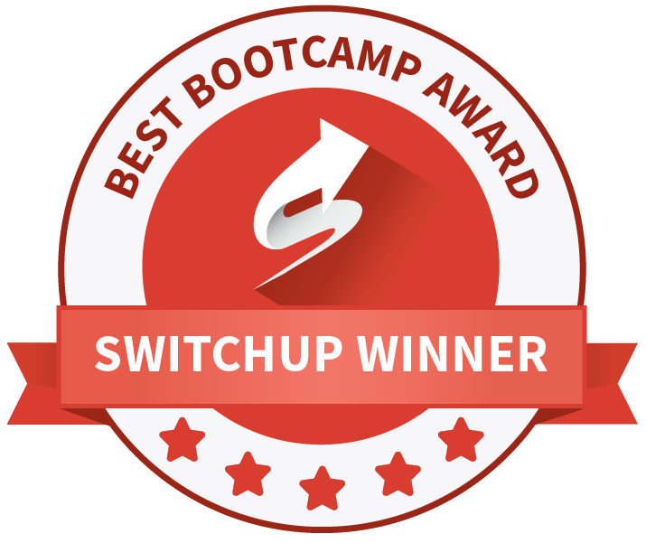 Best bootcamp switchup winner